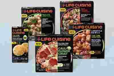 雀巢推出冷冻餐食新品牌Life Cuisine,在华为人造肉砸7亿