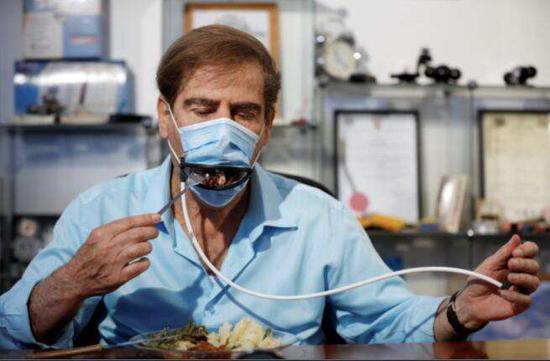 以色列研制新型口罩,可用手机充电器自洁杀灭新冠病毒等