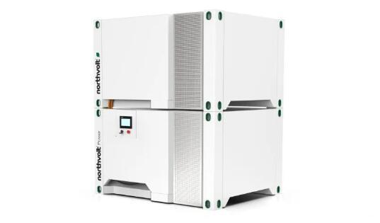 Northvolt推出模块化锂离子电池 适用于不同的能源市场