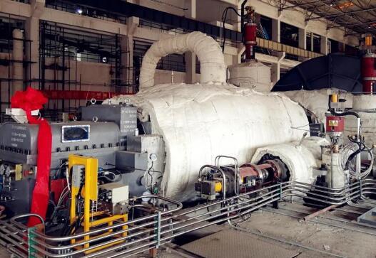 東方汽輪機全國最大超超臨界空冷汽輪機獲新突破