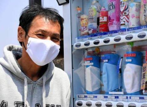 日本推出夏季清凉口罩:用速干运动服专用面料制成可加入制冷剂