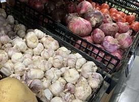 大蒜价格跌至4.40元/公斤:  蒜你狠还将下跌吗? 为什么?