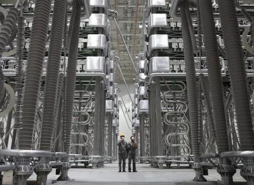 """全球首个柔性直流电网送电在即 完成投运前最后一次""""大考"""""""