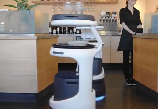 传菜机器人能取代人工吗?人工智能如何走进生活?