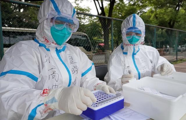北京疫情下出京最新规定:核酸检测阴性方可离京