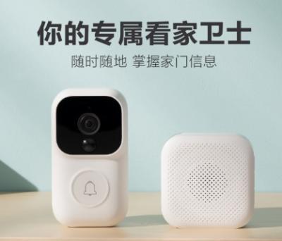 瘋景科技與中國移動推出定制版智能門鈴,24小時幫你守護家人