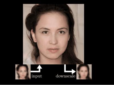 杜克大学开发出AI图像生成模型PULSE,5秒内将低分辨率的人像变清晰