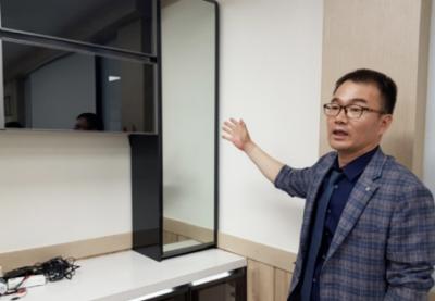 韩Into See研发出新型智能门,无需开门即可查看内部状况