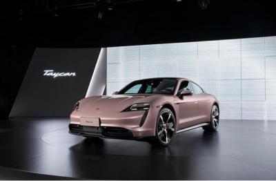 保时捷推出Taycan纯电动四门轿跑base车型,将全面与特斯拉展开市场竞争?