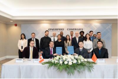 ONERPRO与科及士签署换股协议,精密涂布线年产能逾120万平方米