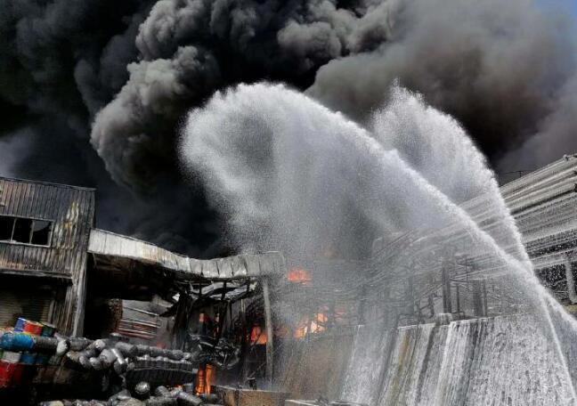 生物柴油第一股罐体发生火灾 曾多次因安全隐患被责令整改
