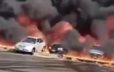 埃及一石油管道破裂引發嚴重火災:如何處理石油長輸管道事故?