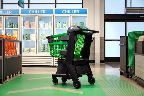 亞馬遜將推出智能購物手推車 無需人工收銀員掃描即可完成結賬