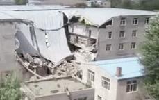 哈爾濱玉手食品倉庫坍塌至少7人被困,為什么會坍塌?