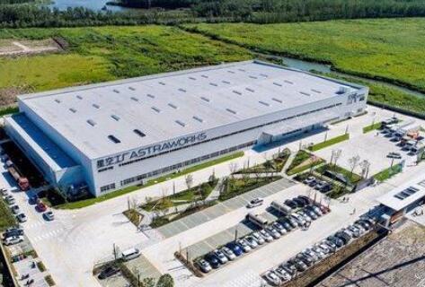 """重塑科技常熟产业化基地竣工 有望缓解国内氢燃料电池""""卡脖子""""难题"""