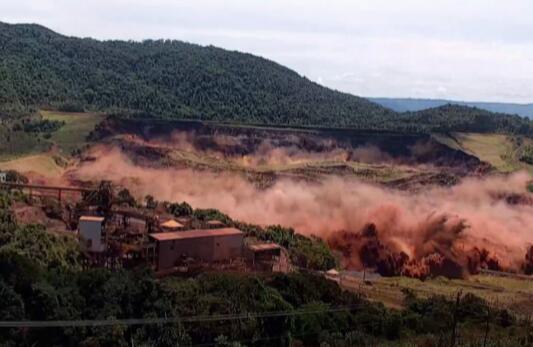 淡水河谷最新消息:将支付巴西史上最大赔偿金 约1.7亿元