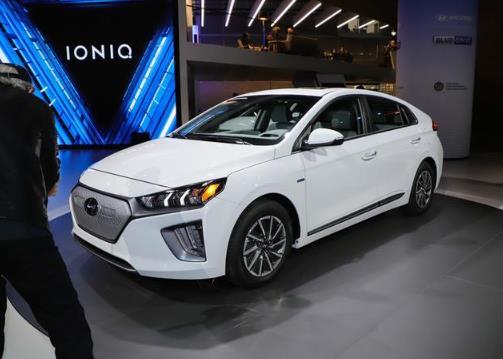 現代汽車發布全新電池電動汽車專屬品牌IONIQ,首款新車IONIQ 5明年上市