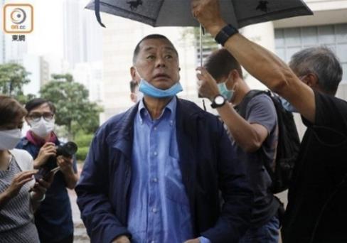 黎智英等7人被拘捕 壹傳媒集團主席為何三番兩次搞事情?
