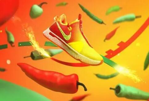 """耐克傍上中國風:推出""""泡椒""""系列籃球鞋"""