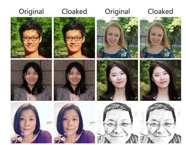 北京小伙單思雄開發出AI對抗學習系統Fawkes,眾多大廠人臉識別技術100%失靈