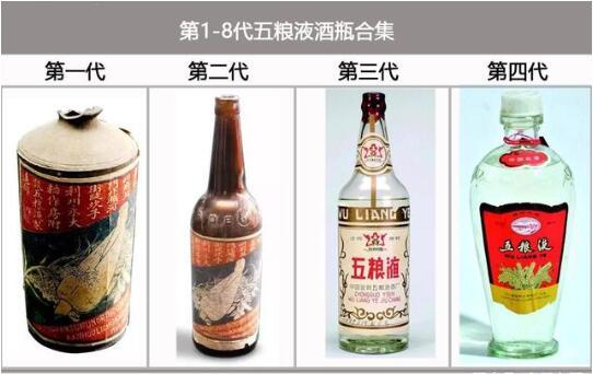 五糧液8代酒瓶都有啥特征?教您辨別五糧液的真假