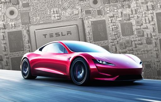 特斯拉正开发新芯片 采用7nm制程工艺年底前推出全自动驾驶技术
