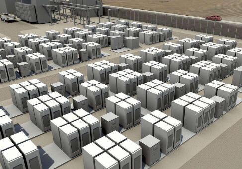 特斯拉将建全球最大储能设施 730MWh可持续供电四个小时!