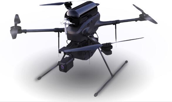 无人机采用氢燃料电池比用锂电池的7个好处