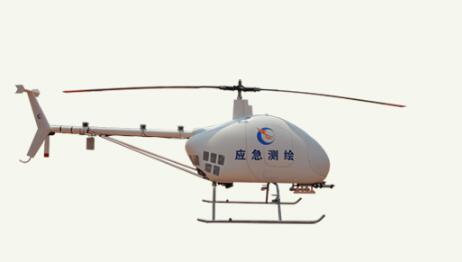 中航时固定翼无人机应急测绘通过验收 最大续航30小时