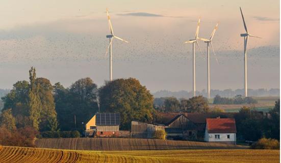 德國舉步維艱的風力發電市場終于有望反彈