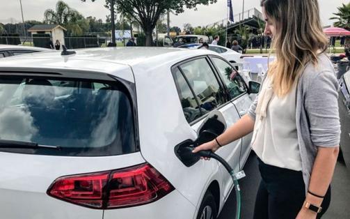 南加州爱迪生电力公司将在公用事业项目中部署38000个电动汽车充电器