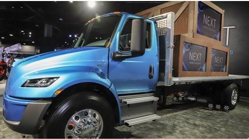 Navistar公司和In-Charge Energy公司合作开发和部署电动卡车