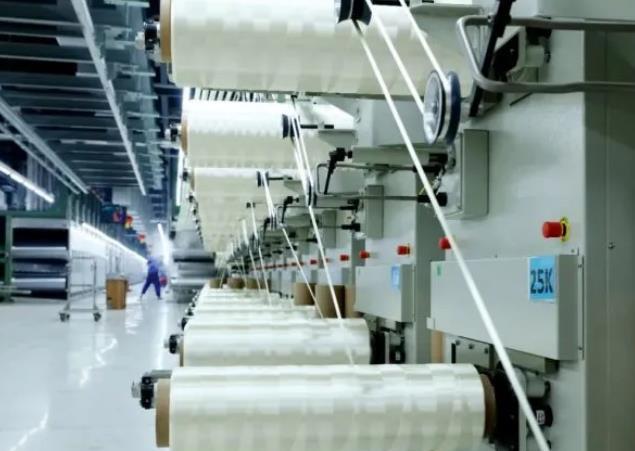 吉林碳谷第七条碳纤维原丝生产线一次开车成功