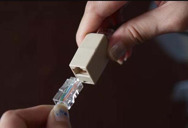 网线水晶头接法一看就会,教你如何查看网线是否故障?