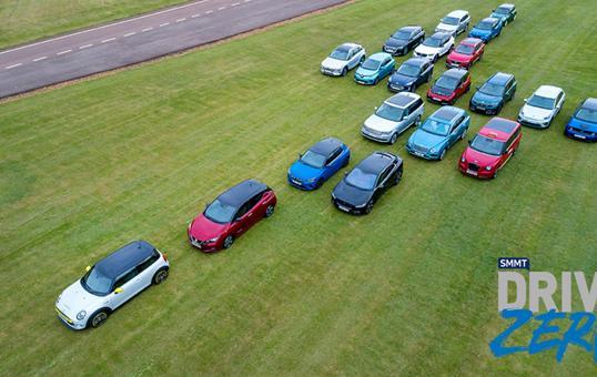 英国到2035年需要167亿英镑部署公共电动汽车充电设施