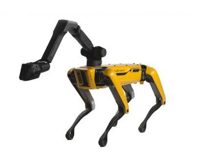 德国制药集团默克首次引入波士顿动力机器狗 将承担焚化工作