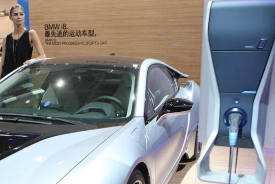 华晨宝马第五代动力电池中心投产 新增产能4.86万套