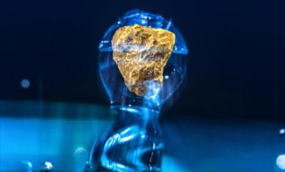 澳公司开发出黄金环保加工技术:无需氰化物,回收率高!