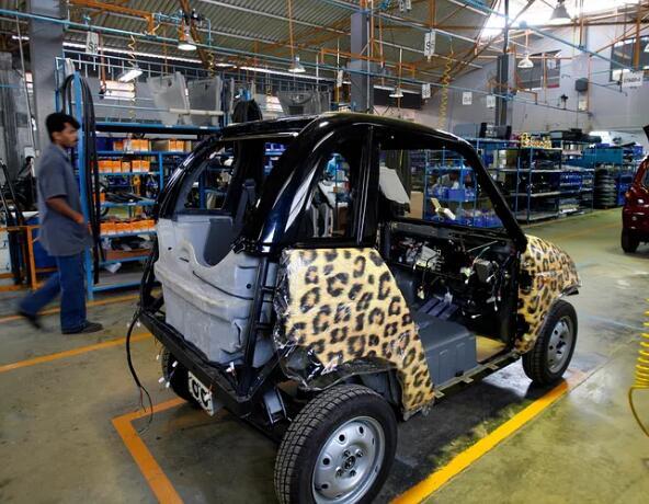 印度宣布欲将电动汽车的销售与电池分离