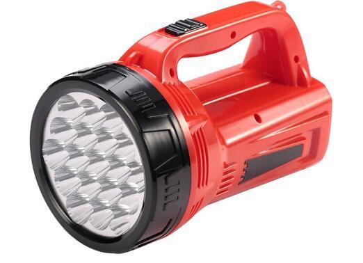 充电探照灯为什么会漏液?