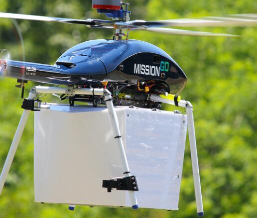 MissionGo无人机运送人体组织 创下最远距离纪录