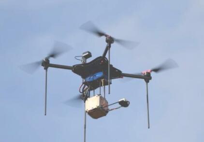 机器人公司将无人机自主数据采集从海上扩展到空中