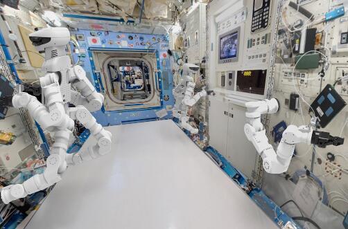 GITAI的S1将成为首个登陆国际空间站的机器人