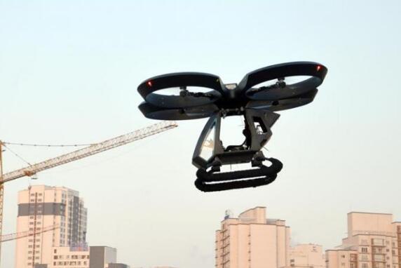 土耳其无人机制造商Baykar将研发飞行汽车 5内推出市场