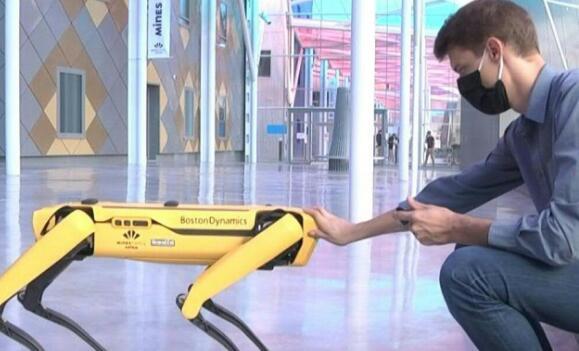 新型四足机器狗Scar 旨在探索危险环境下的救援工作