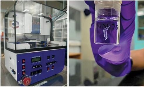 三维生物打印技术用于器官移植