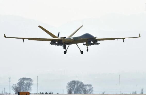 翼龙-2无人机首次完成全球首次大型应急通信实战演练