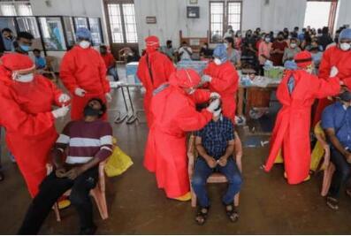 斯里兰卡最大服装出口企业超千人确诊 已出口2亿口罩到美国