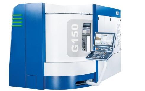 GROB Systems推出新的通用加工中心:G150