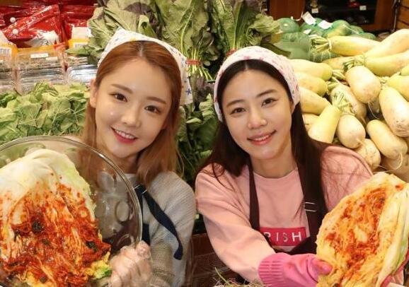 韩国进口泡菜99%来自中国,年均交易量高达28万吨